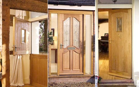 & Oak Doors from Perfect Doors