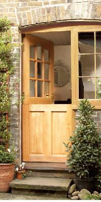 9 Pane stable Door