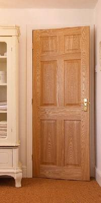 Georgian 6 Panel Oak Internal Door