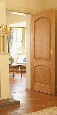 Louis oak internal doors